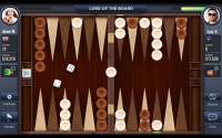Backgammon - Lord of the Board for PC