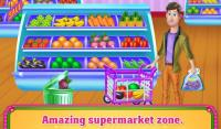 Supermarket Shopping Cashier for PC