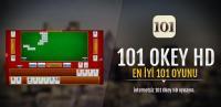 101 Okey HD İnternetsiz for PC