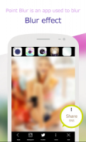 Point Blur (Partial blur) DSLR APK