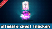 ultimate chest tracker for CR for PC