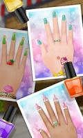 Nail Makeover - Girls Games APK