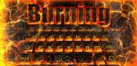 Burning Animated Keyboard for PC