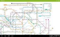지하철 노선도 APK