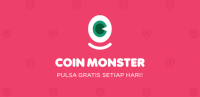 Coin Monster: Isi Pulsa Gratis for PC