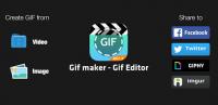 GIF Maker  - GIF Editor for PC
