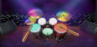 Real Drum Set - Drums Kit Free for PC