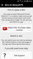 Skins for Minecraft PE APK