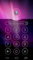 AppLock Theme Aurora APK