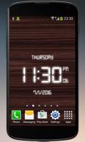 Digital Clock Live Wallpaper for PC