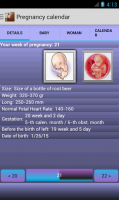 Pregnancy Calendar for PC