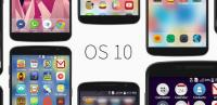 OS10 Launcher HD-smart,simple for PC