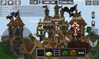 Planet of Cubes Survival Games APK