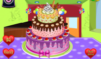 Delicious Cake Decoration APK