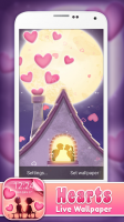 Hearts Live Wallpaper for PC