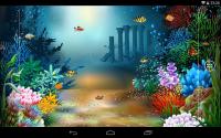 Underwater World Livewallpaper APK