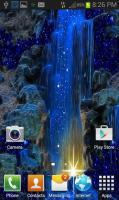 Magic Blue Fall LWP for PC
