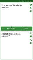 Indonesian - English Translato for PC
