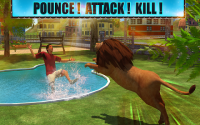 Angry Lion Attack 3D APK