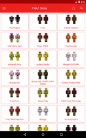 Skins FNAF for MCPC & PE for PC
