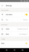 Yandex.Maps widget APK