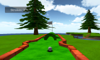 Cartoon Mini Golf Games 3D APK