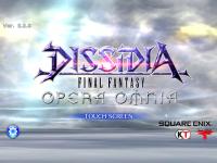ディシディアファイナルファンタジー オペラオムニア for PC