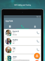 UppTalk WiFi Calling & Texting APK