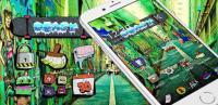 Street Graffiti Green Comic for PC