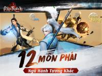 Võ Lâm Truyền Kỳ Mobile - VNG for PC