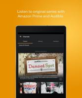 Audiobooks from Audible for PC