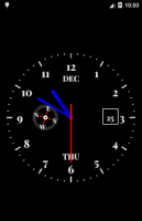 Clock Live Wallpaper APK