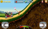 Angry Gran - Hill Racing Car APK