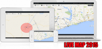 Live Maps 2015 GPRS Guide for PC