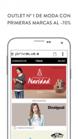 Privalia, outlet de moda for PC