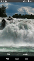Waterfall Live Wallpaper With for PC