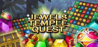 Jewels Temple Quest : Match 3 for PC