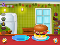 Make a HamBurger APK