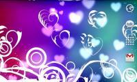 KF Hearts Live Wallpaper APK