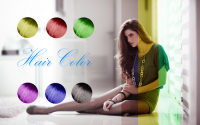Hair Color Changer Real for PC