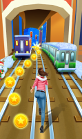 Subway Rush Runner for PC