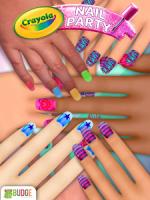 Crayola Nail Party: Nail Salon APK