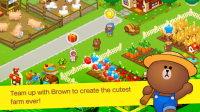 LINE BROWN FARM for PC