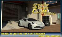Service Station Car Parking APK