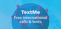 Text Me - Free Texting & Calls for PC