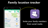 Family Location GPS Tracker for PC