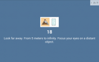 Eye exercises for PC