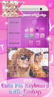 Cute Pic Keyboard with Smileys APK
