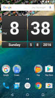 Retro Clock Widget APK