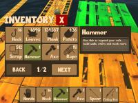 Raft Survival Simulator for PC